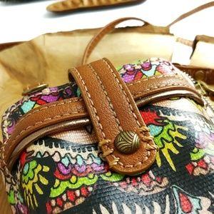 Sakroots Bags - Sakroots Wristlet Crossbody Phone Purse